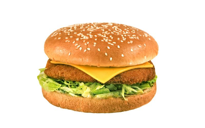 Schnitzel Burger Psycho Chicken